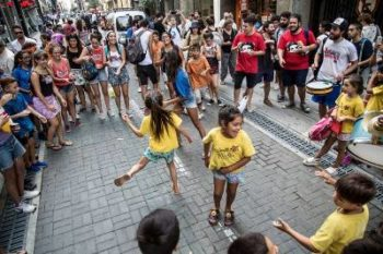 """Frente al Ministerio de Justicia volvimos a gritar """"No a la Baja"""""""