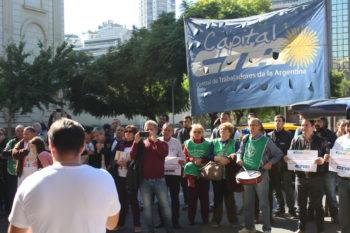 La CTA Autónoma solidaria con los trabajadores de Brasil