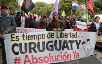A 5 Años de la masacre de Curuguaty Exigimos absolucion ya
