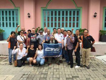 La CTA-A participa del encuentro internacional del sindicalismo del Sur Global en Tailandia