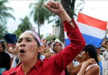 La lucha campesina en Paraguay, un síntoma regional.
